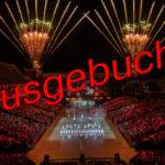 AUSGEBUCHT - Imposantes Feuerwerk am Basel Tattoo