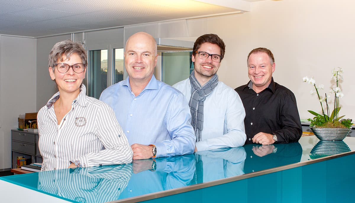 Büro Team Galliker Ballwil AG - CarReisen