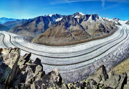 Aletsch Arena - Eggishorn