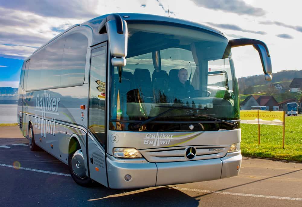 Mercedes Tourino 31-Plätzer - Galliker Ballwil AG CarReisen