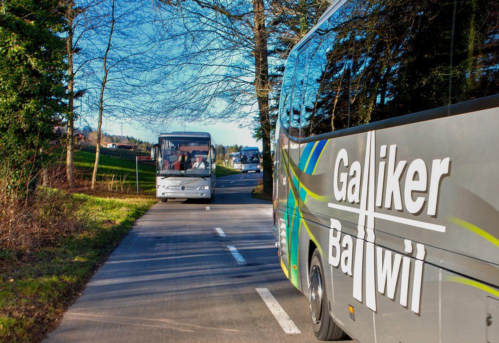 Mercedes Tourino Und Tourismo Galliker Ballwil AG CarReisen