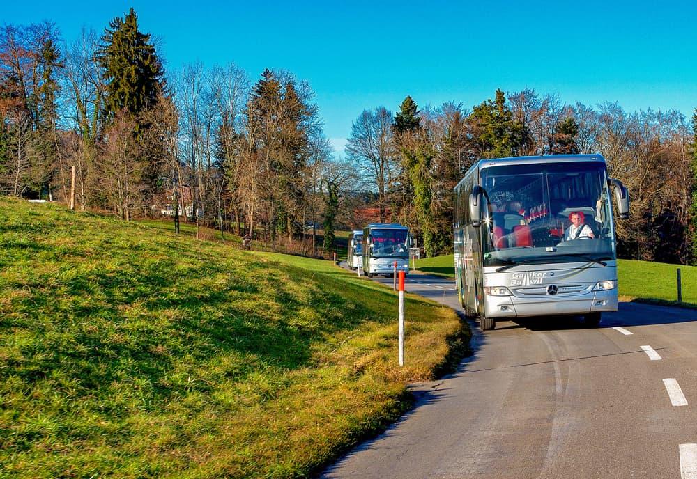 Mercedes Toursimo 51-Plätzer 1 Galliker Ballwil AG CarReisen