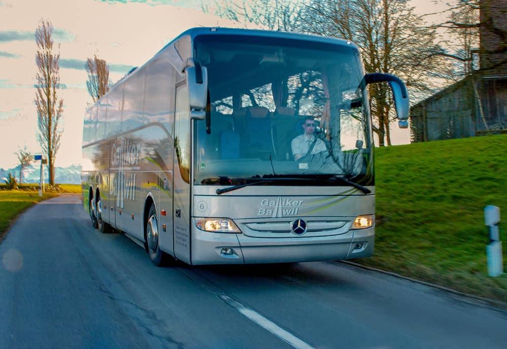 Mercedes Toursimo 55-Plätzer Galliker Ballwil AG CarReisen