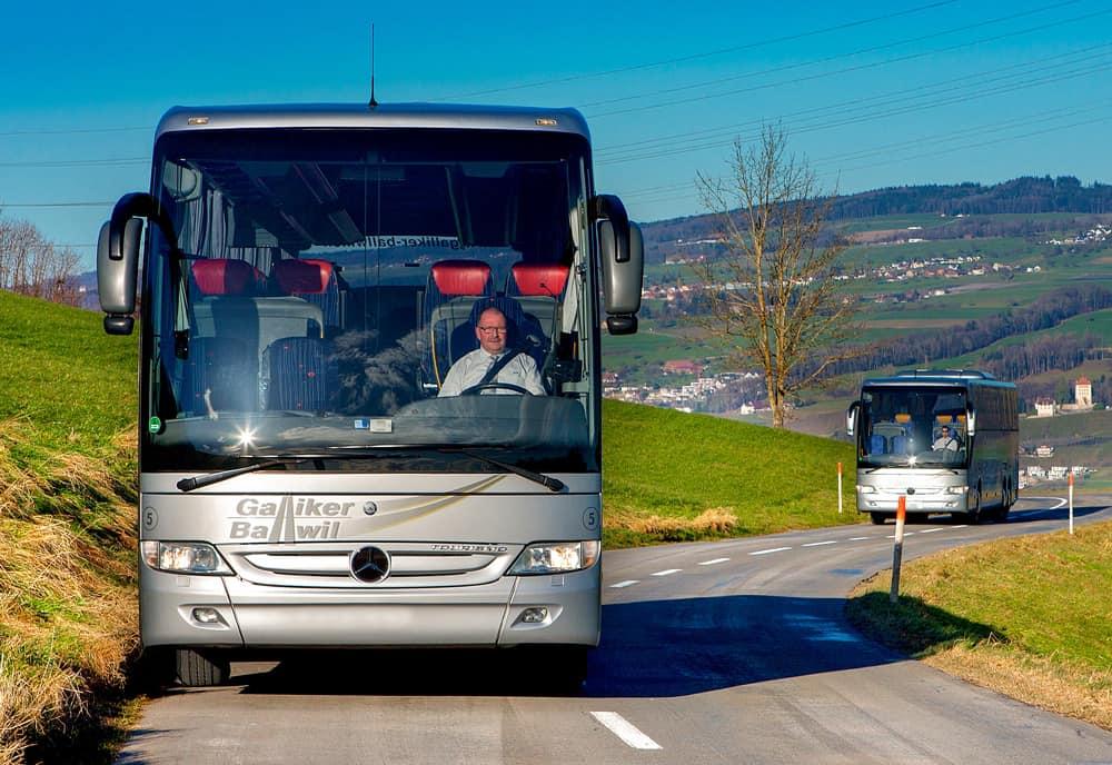 Mercedes Toursimo Galliker Ballwil AG CarReisen