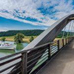 Rotary Brücke Murten
