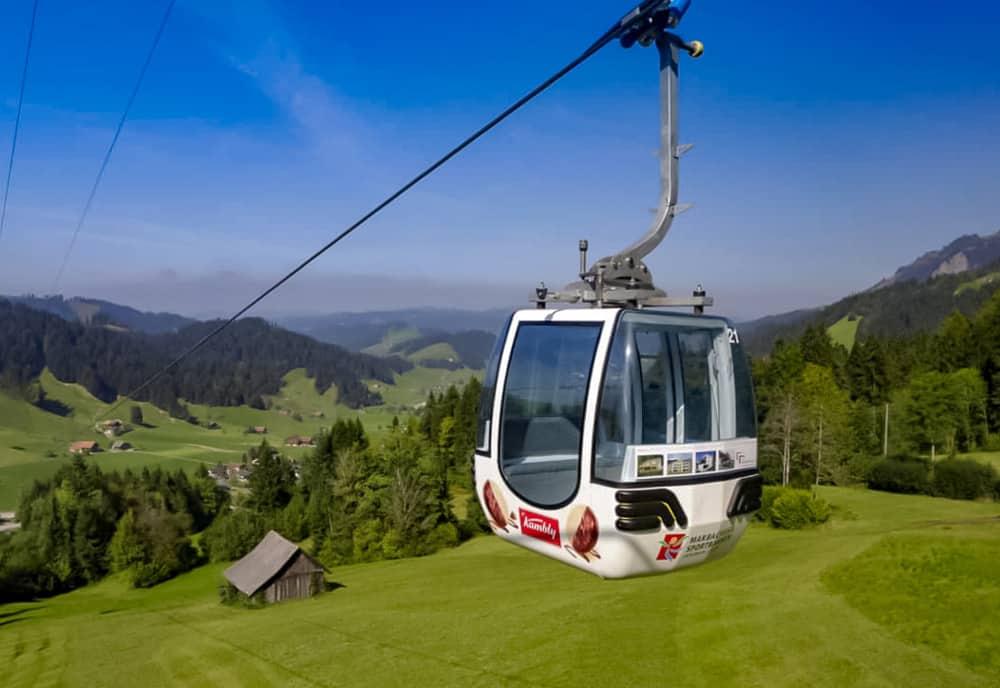Bretzelibahn Marbachegg