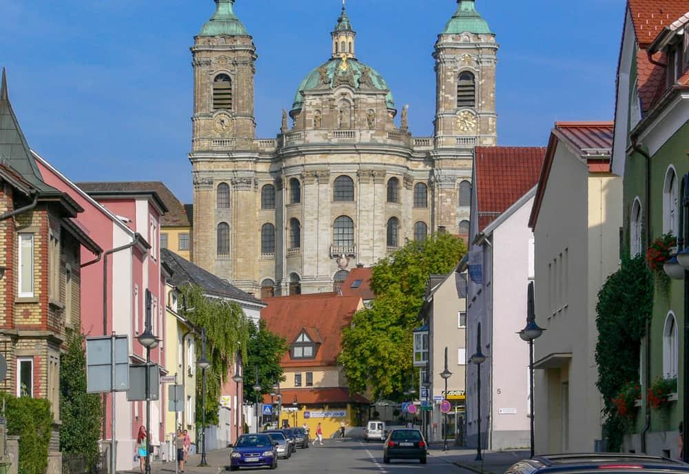 Basilika Weingarten Mit Galliker Ballwil AG CarReisen