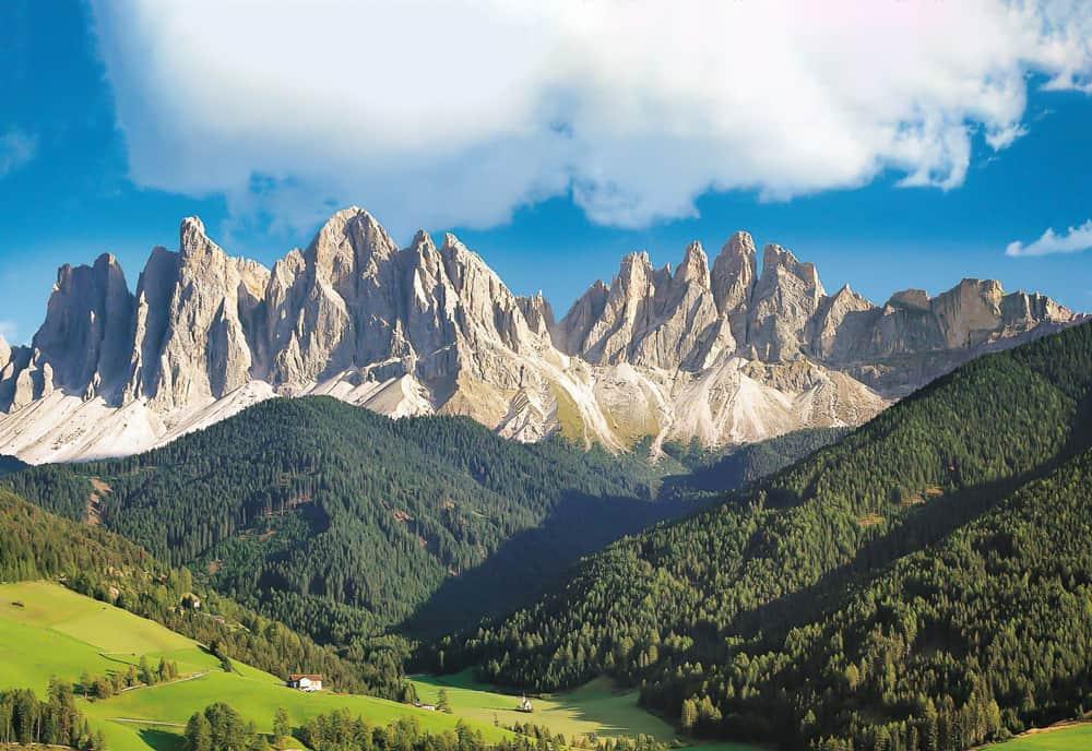 Dolomiten im Südtirol mit Galliker Ballwil AG CarReisen