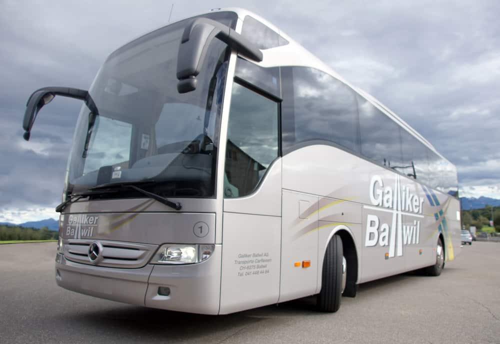 Mercedes Toursimo 47-Plätzer - Galliker Ballwil AG CarReisen