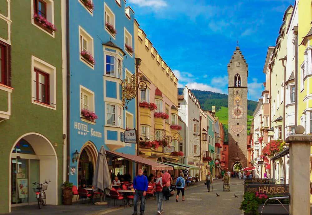 Sterzing Im Südtirol Mit Galliker Ballwil AG CarReisen