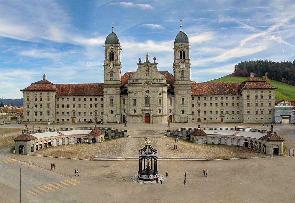 Anlässlich Der Luzerner Landeswallfahrt Ins Kloster Einsiedeln Wallfahren