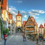 Rothenburg ob der Tauber Veloreise mit Josef Schmid und Galliker Ballwil AG, CarReisen