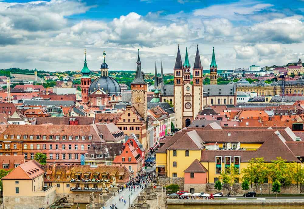 Würzburg Veloreise Mit Josef Schmid Und Galliker Ballwil AG, CarReisen