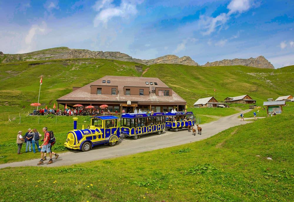 Berggasthaus Tannalp (von Der Melchsee-Frutt 30 Min Mit Dem Fruttlizug Oder 1 H Zu Fuss)