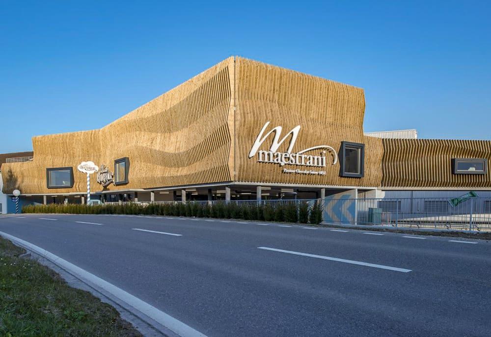 Maestrani's Chocolarium - Die Schokoladenfabrik