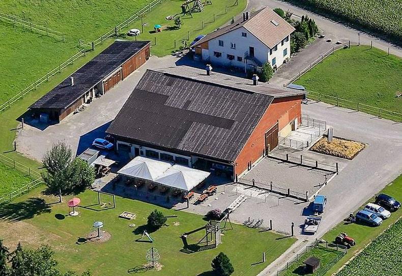 Asperhof In Thalheim An Der Thur