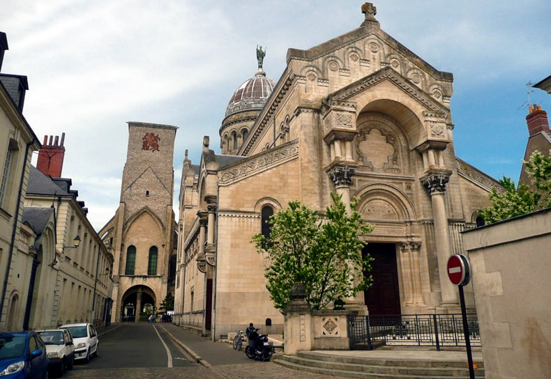 Tours, Saint-Martin Mit Galliker Ballwil AG - CarReisen - Pilgerfahrt