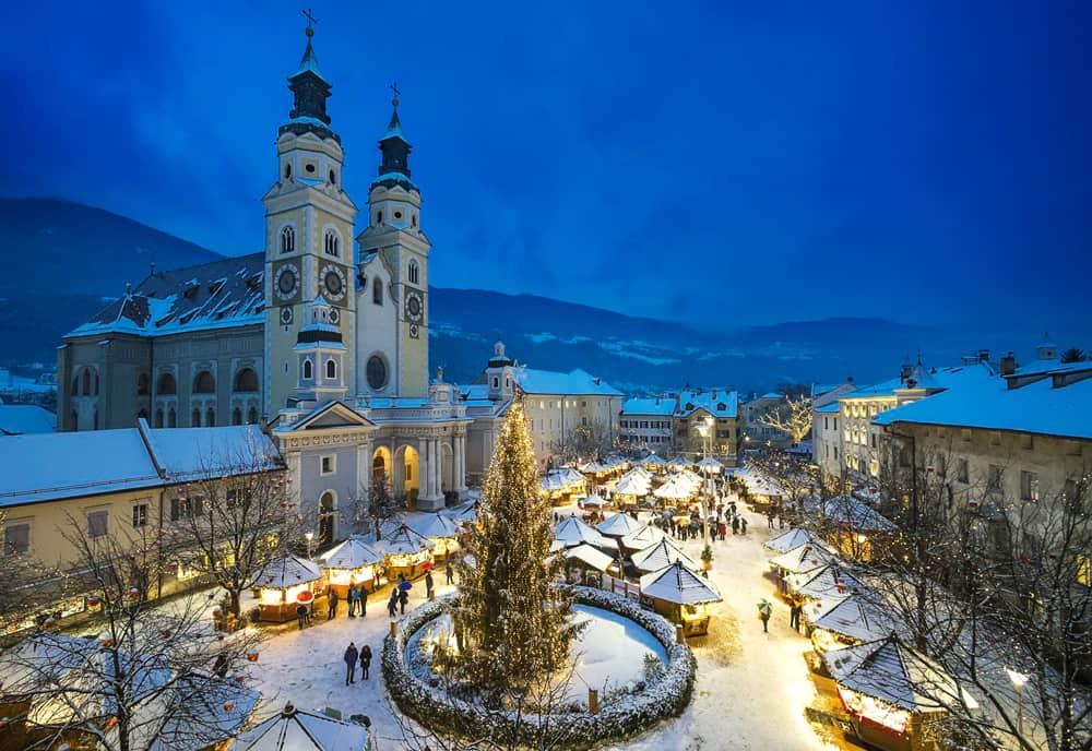Weihnachtsstimmung In Brixen Mit Galliker Ballwil AG CarReisen