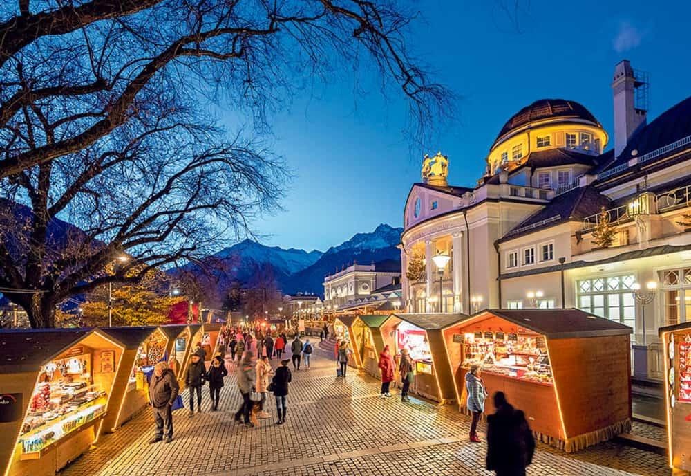 Weihnachtsmarkt In Meran Mit Galliker Ballwil AG CarReisen